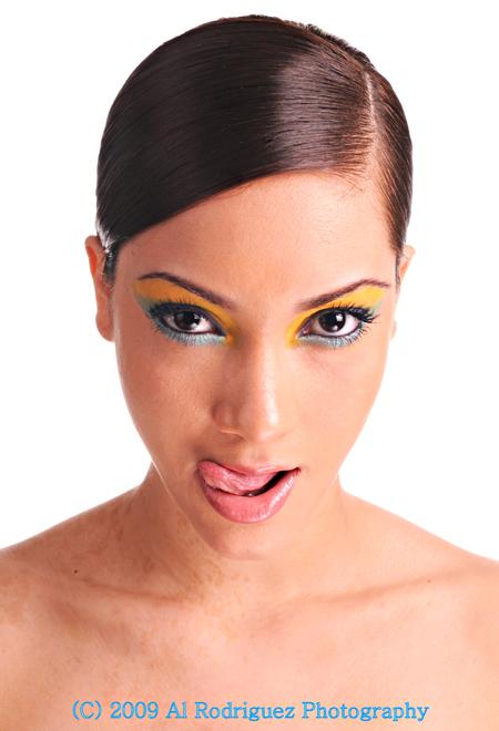 New York, NY Feb 20, 2009 Al Rodriguez Photography Model / Make Up / Hair: Eve Rodriguez