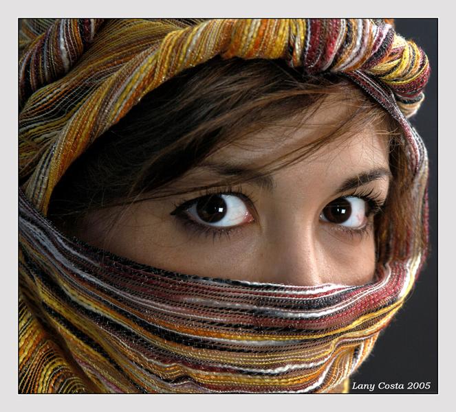 Morrocco Feb 21, 2009 Copyright © Lany da Costa Girl
