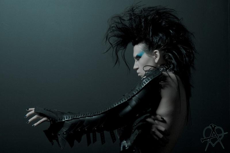in studio Feb 21, 2009 Acid PopTart Productions & Manzin Disintegrator Risen