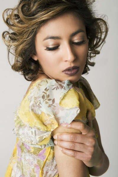 London Feb 21, 2009 Mind Studio & Dannique Blake MUA