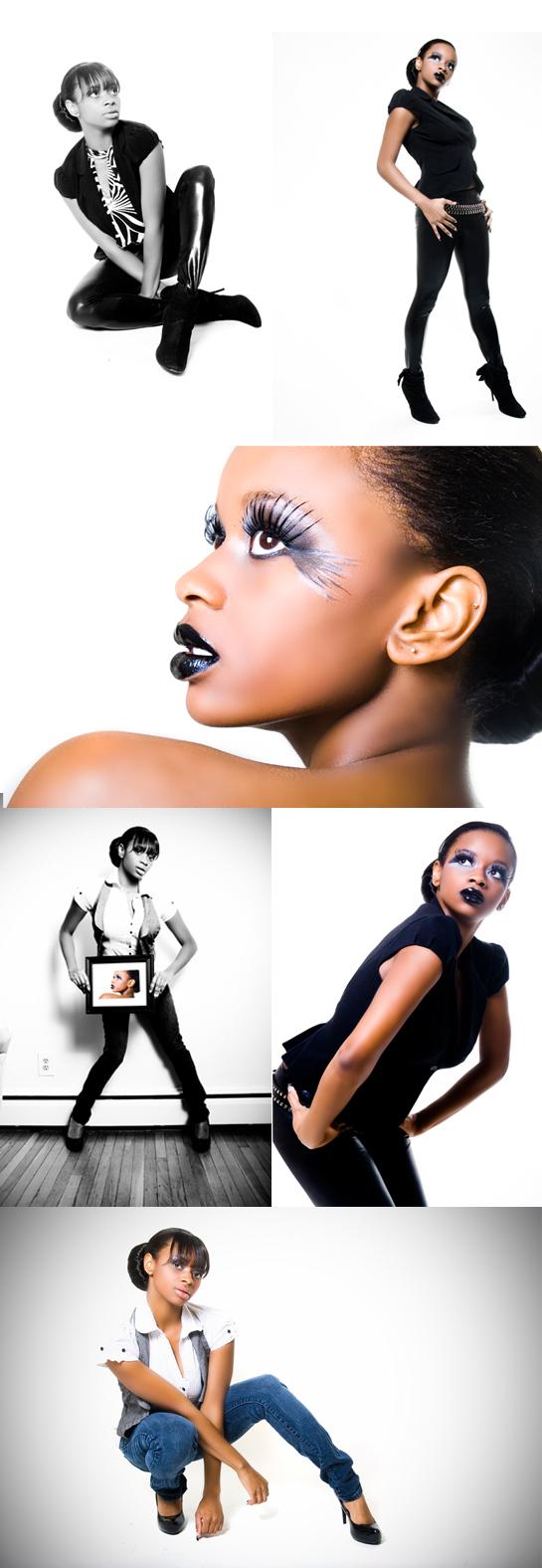 Female model photo shoot of Caitlin Thomas