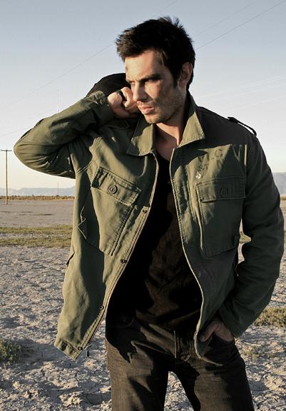 Male model photo shoot of Phillip Istomin in Salt Flats