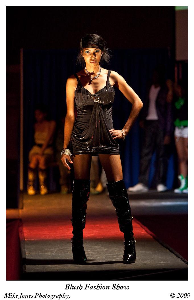 Feb 23, 2009 Mike Jones Blush Fashion Show