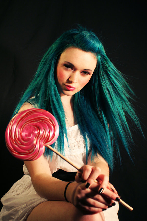 Feb 23, 2009 By Kayla at Zepher Photography Lollipop