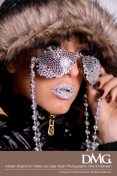 Feb 23, 2009 DMG. All rights reserved. DMG. Make-Up: Dally Riyat | Model: Sharina M