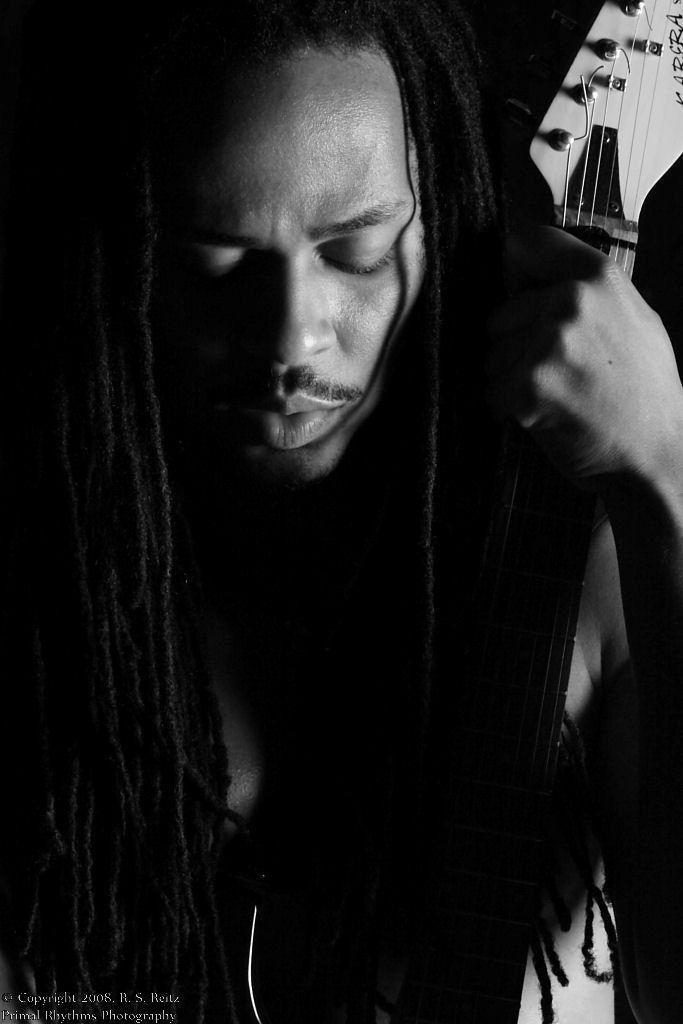 Male model photo shoot of Primal Rhythms Photo and Chuck C Harris in Half-Fast Studios, Weston, FL