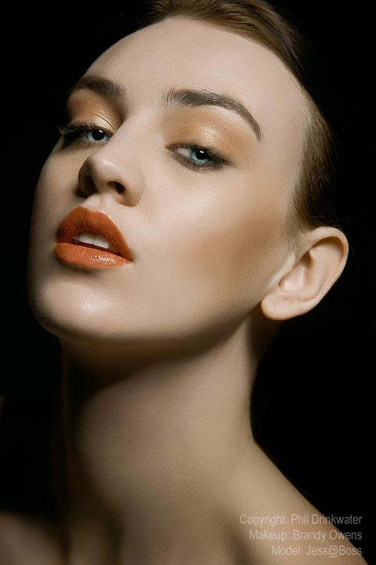 Warrington, UK Feb 24, 2009 Model is Jessica Stebbings