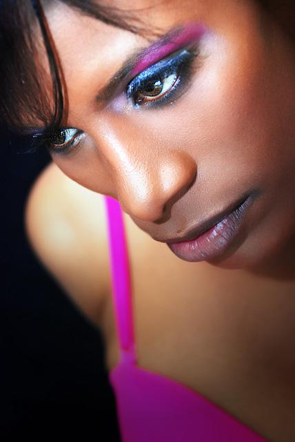 Female model photo shoot of Nakeda Eye Candy by Krystal Klarity Photo and DMSignature Photography in Atlanta GA