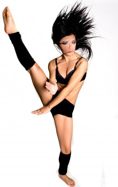 Feb 25, 2009 Dancer Photoshoot! =D