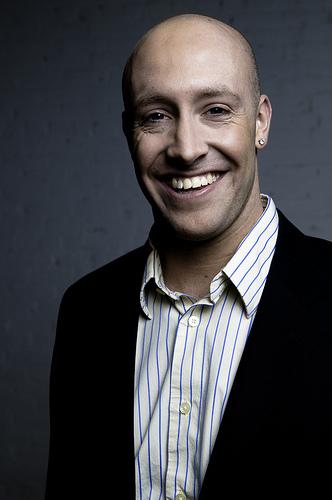 Male model photo shoot of James Lange