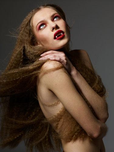 Feb 26, 2009 Vampire beauty  Ram Shergill (Drama Magazine)
