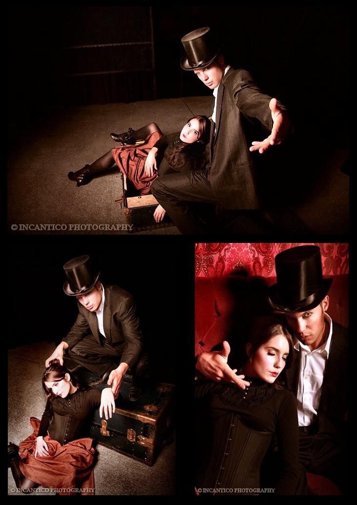 Feb 26, 2009 Incantico Photography The Show Goes On - Jason James & Chelin G