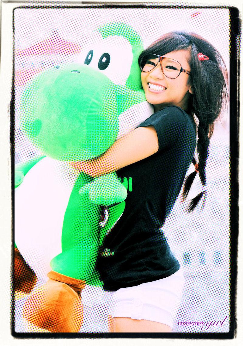 Feb 27, 2009 jannicapascua,pixelatedgirl.com I Love Yoshi!
