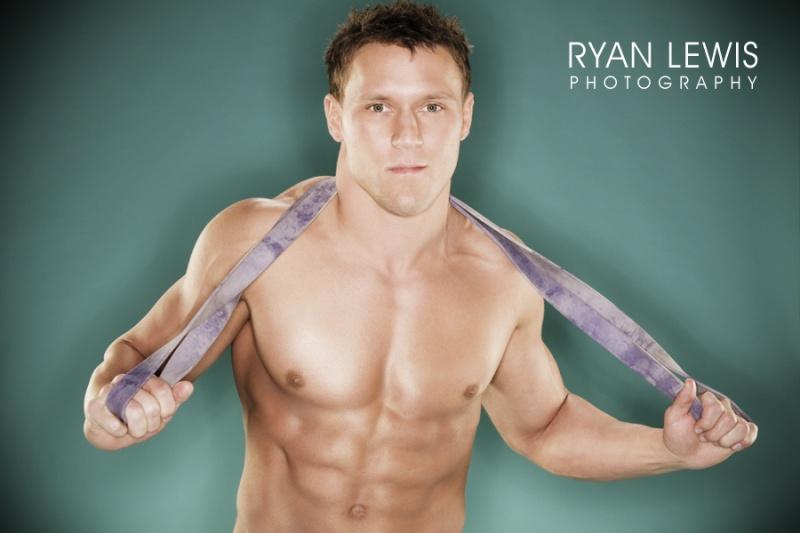 Male model photo shoot of Ryan Lewis Studio and Wade Kirk in Roharik Productions Studio