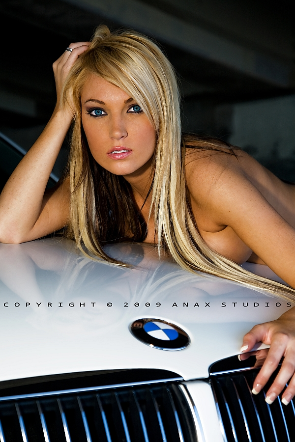 The Ultimate Driving Machine - BMW Feb 28, 2009 Anax Studios Jessica Snyder