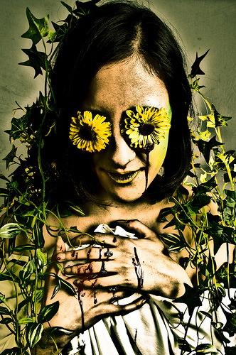 Female model photo shoot of Rosa Vritas by Apathetic Zebra