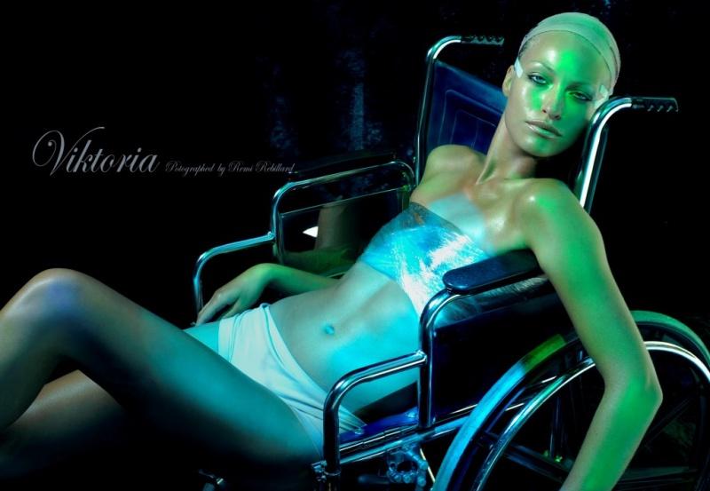 Miami/ Studio Feb 28, 2009 Remi Rebillard 2009 Viktoria !!!