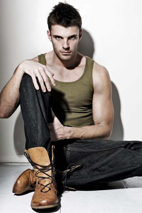 Male model photo shoot of Dave Allen in NYC