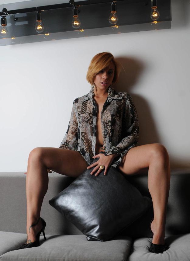 Male and Female model photo shoot of La Mega Photography and Nellie Guzman