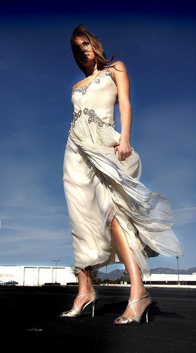 Female model photo shoot of Mia AnelliPhotographyLA