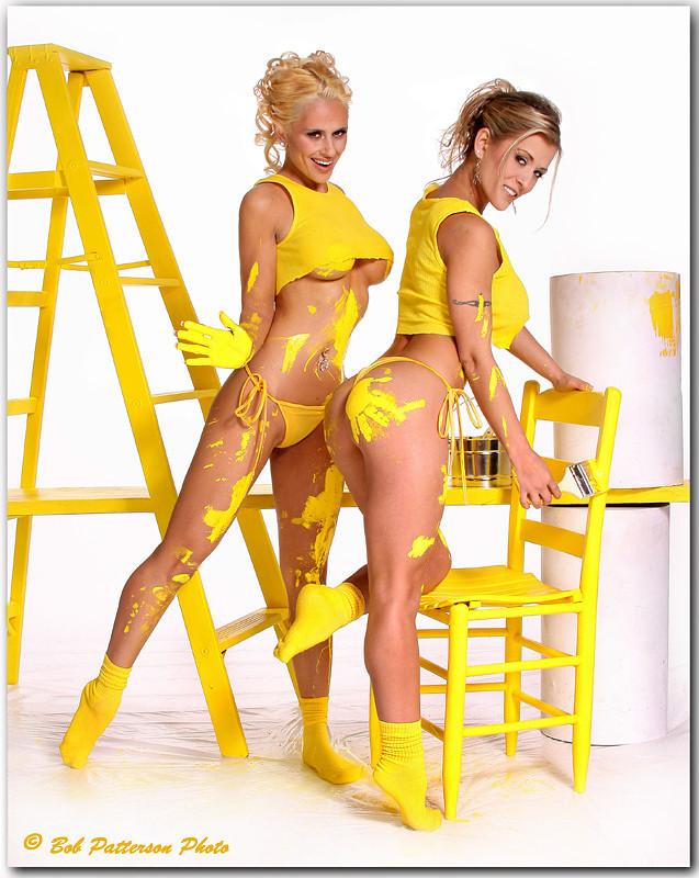 Mar 02, 2009 Bob Patterson Yellow Girls #1