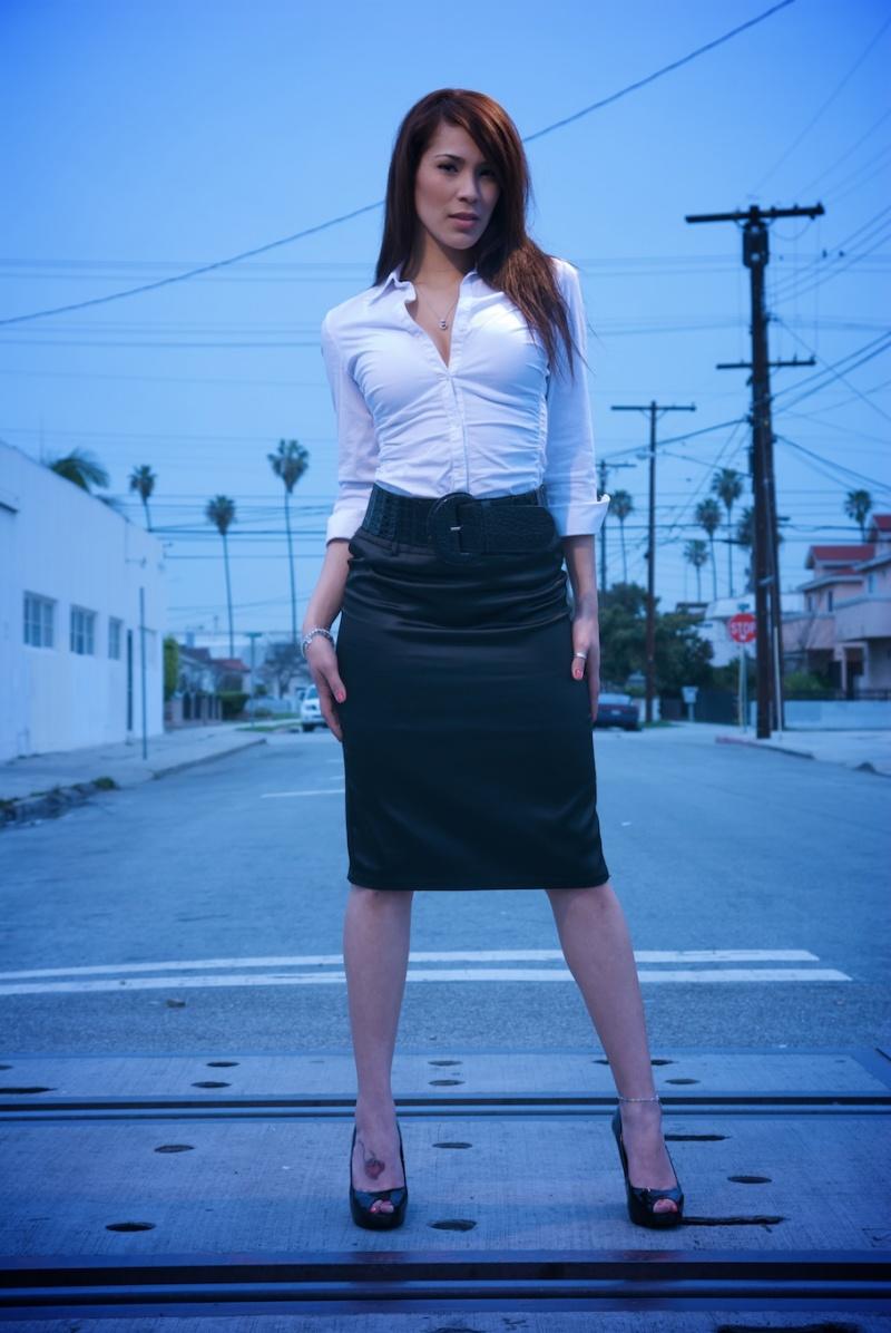 Female model photo shoot of Adriana Palacios in Gardena