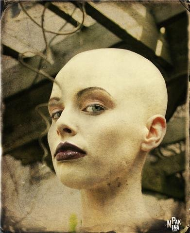 Male and Female model photo shoot of Aaron Wozlowski and AliciaMeek by Nina pak
