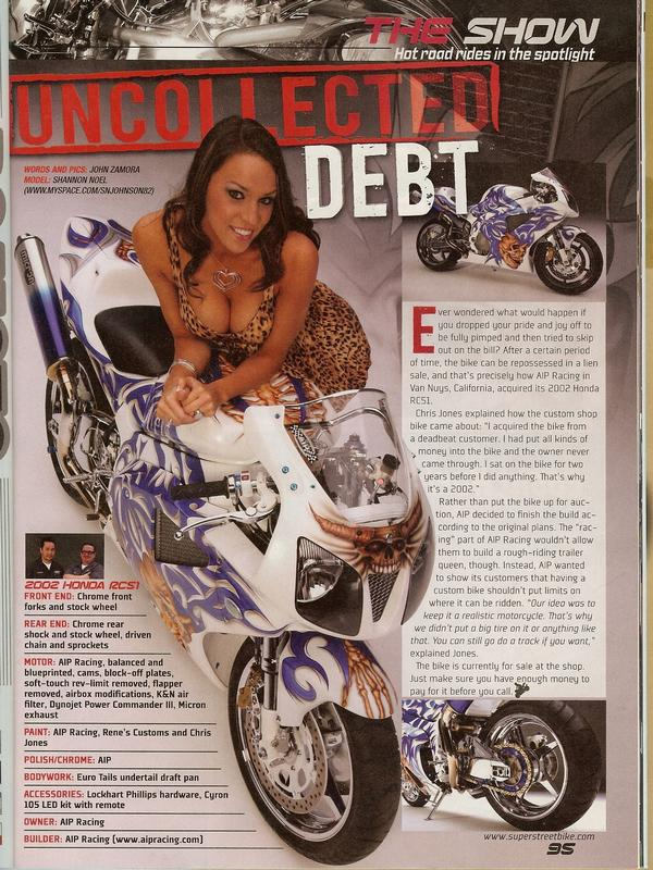 Mar 03, 2009 Super streeet bike magazine