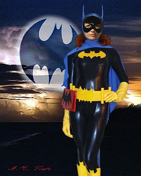 Mar 03, 2009 Batgirl
