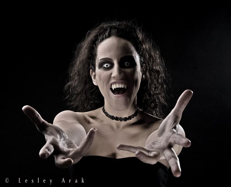 FNS Studios Mar 03, 2009 Lesley Arak love bite (Amanda)