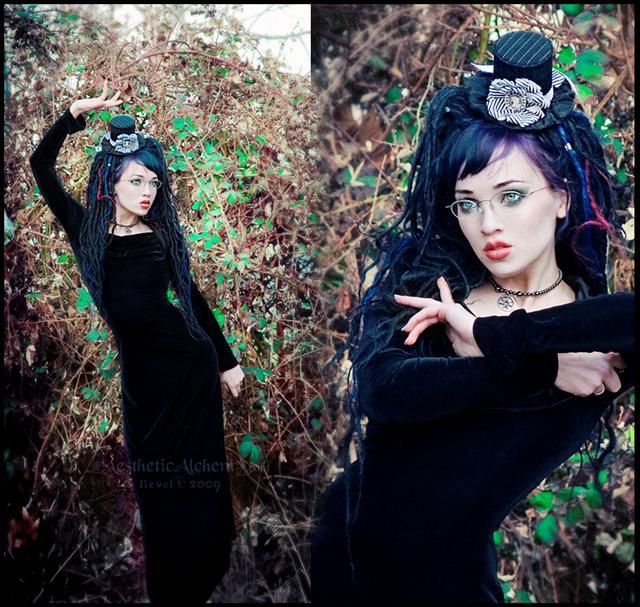 seattle/Tri-cities Mar 03, 2009 Aesthetic Alchemy 2009 fiercelocks  inc. custom falls for lovely Revel