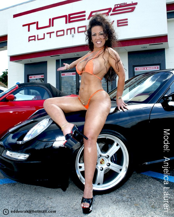 Mar 04, 2009 CAR MAGAZINE PHOTO SHOOT FT LAUD FLORIDA MARCH-09