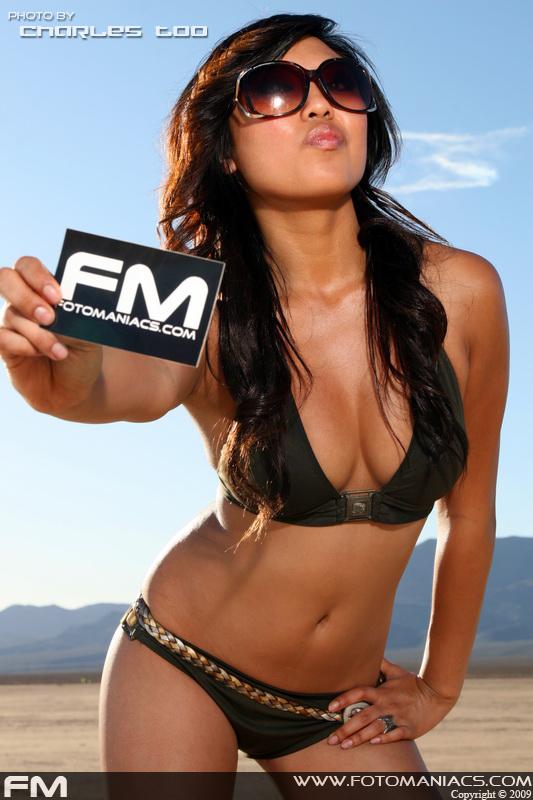 Male and Female model photo shoot of FotoManiacs and Tida Tanha