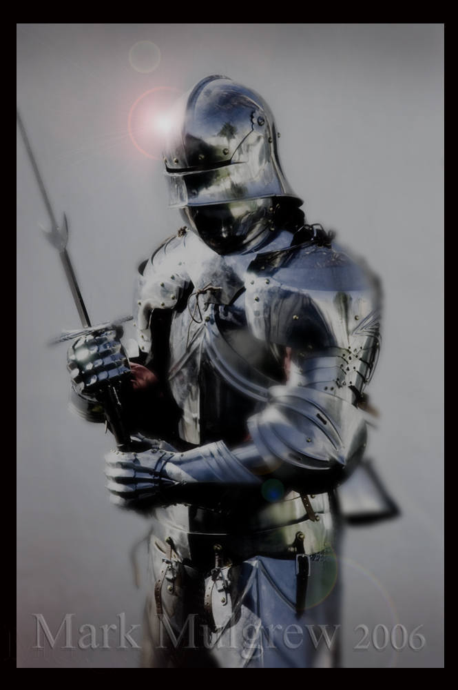 Mar 04, 2009 Mark Mulgrew Knight in Shining Armour