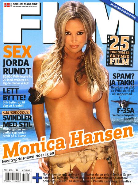 Mar 04, 2009 MONICA HANSEN