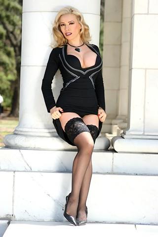 Denver, Co Mar 05, 2009 Natasha Kizmet Black Dress