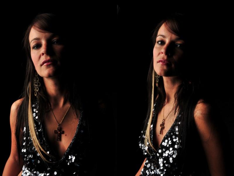 Female model photo shoot of Jodie ODonnell by Mitch Merritt