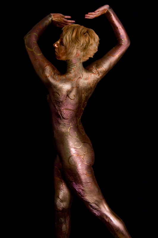 Female model photo shoot of Infidel Images-Body Art and Lilly Veda in Waukesha, WI
