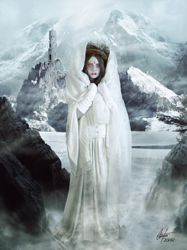 Photomontage. Need your photos photoshop like this? email me Mar 05, 2009 Colin Foss Winter Spirits