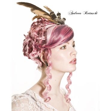 Toronto Mar 06, 2009 Andreea Retinschi wig design