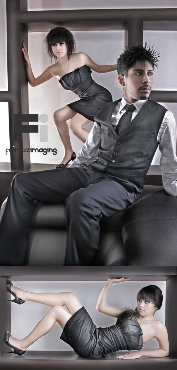 Mar 06, 2009 FairoozImaging.com Male model-Marcus Miranda, Lighting Assistant  Duncan Johnson