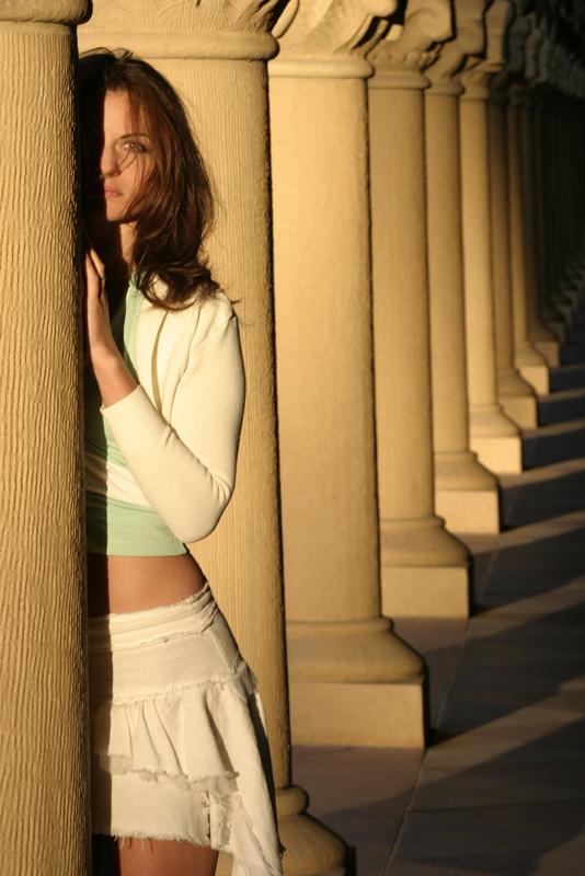 Female model photo shoot of MPFashion