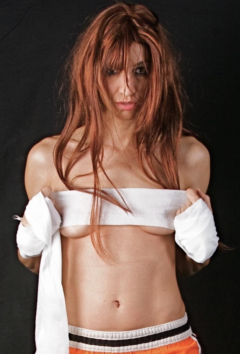 Female model photo shoot of Anita Menotti by Huntli Images in LI, NY