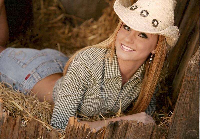Mar 07, 2009 Cowgirl!!