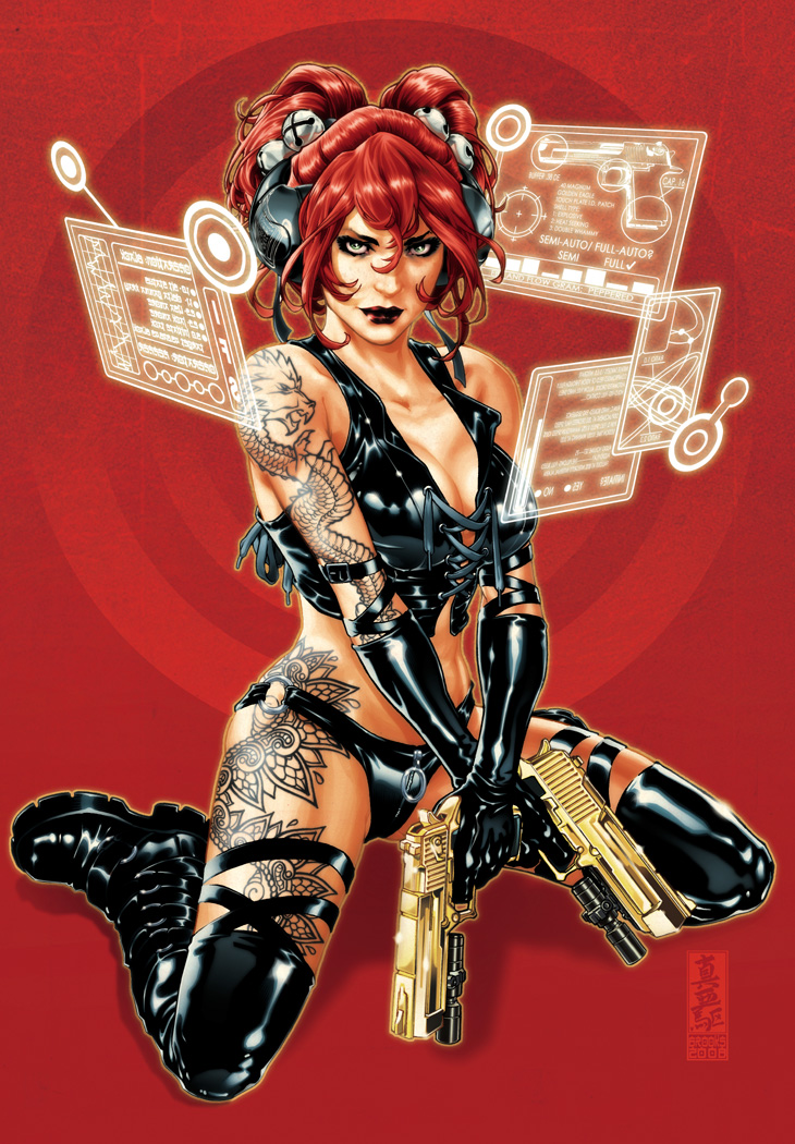 Mar 07, 2009 Mark Brooks Black Betty: Target
