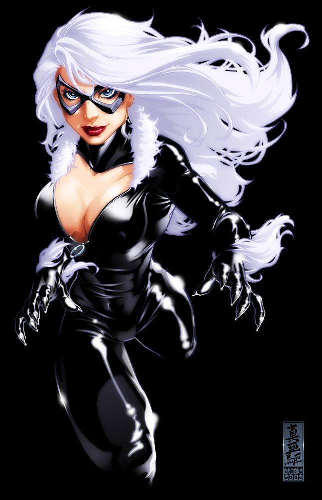 Mar 07, 2009 Marvel Comics and Mark Brooks Black Cat