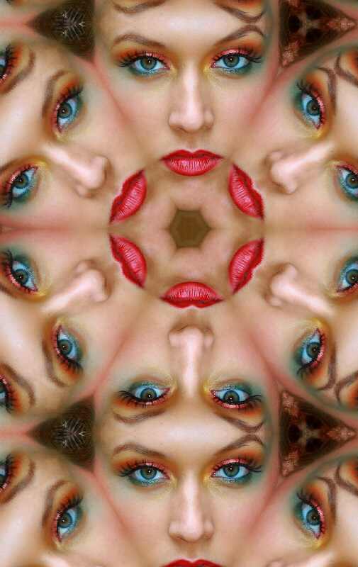 Mar 08, 2009 Anthony Grillo The girl with Kaleidoscope eyes