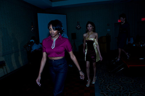 Female model photo shoot of Xena Childs in Marriott Hotel-Southfield