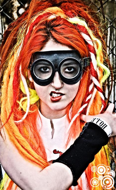 Portland Mar 09, 2009 ©2009FelixGPhotography Miss Ivy Slime