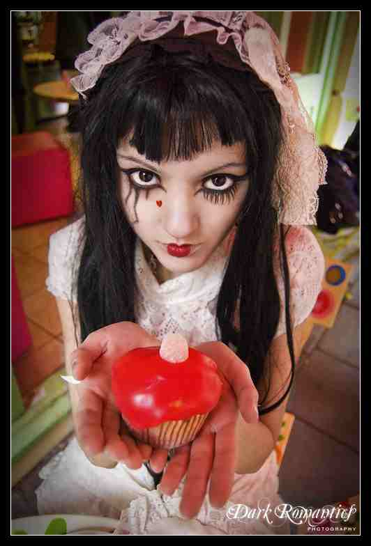 Candyland Mar 09, 2009 Want some candy? ~ Make-up, Hair, Styling by me.